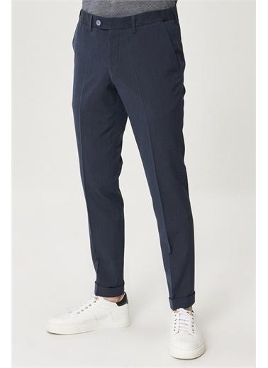 Altınyıldız Classics Slim Fit Dar Kesim Yan Cep Casual Pantolon 4A0121200021 Lacivert